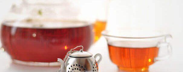 Картинка: Чайник для заварки с поддоном