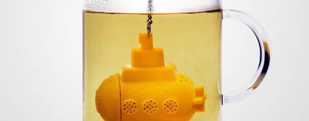 Картинка: Желтая подводная лодка для битлочаеманов
