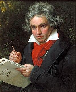 Картинка: Бетховен