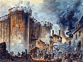 Картинка: Великая Французская революция