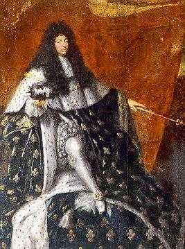 Картинка: Людовик XIV