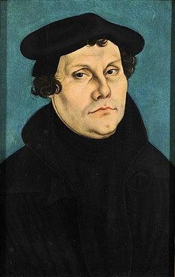 Картинка: Лютер