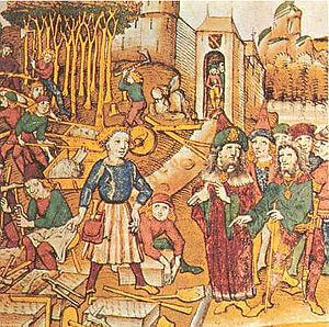 Картинка: Средневековье
