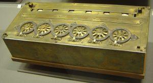 Картинка: Суммирующая машина Паскаля
