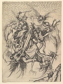 Картинка: Демон