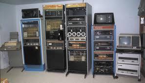 Картинка: Компьютер PDP-8