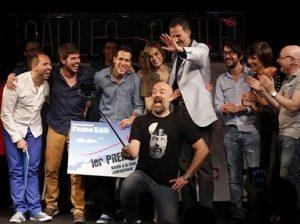 Картинка: Испанские монархи наградили ученых-юмористов