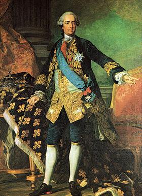 Картинка: Людовик XV