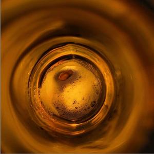 Картинка: Пиво изнутри.  @photoowl
