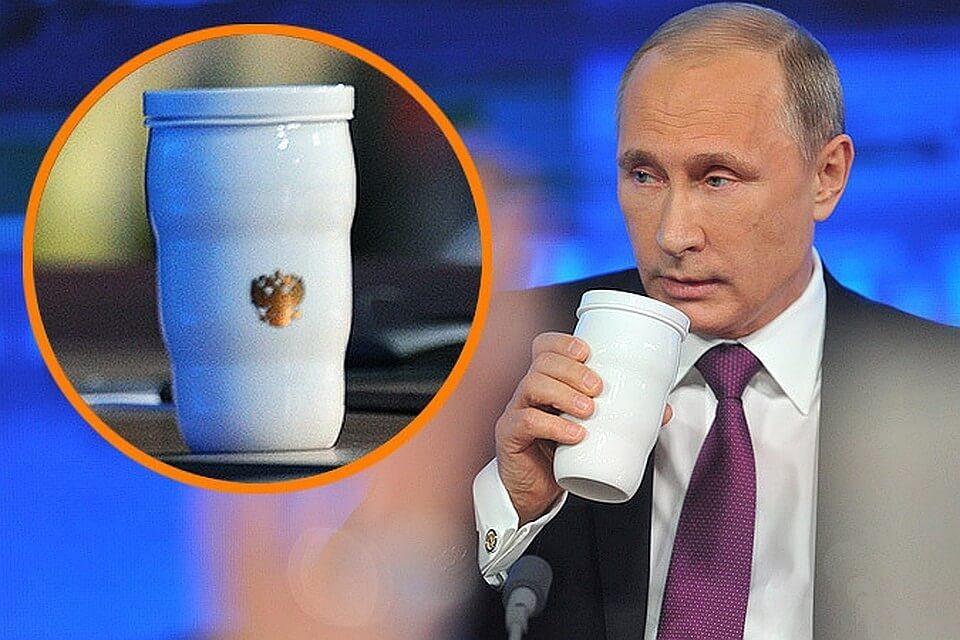 Картинка: Термос Путина