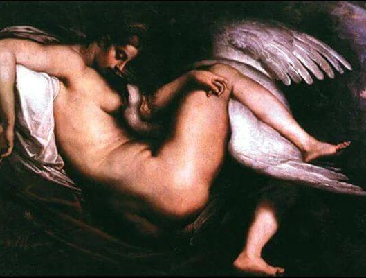 Картинка: Поцелуй Зевса