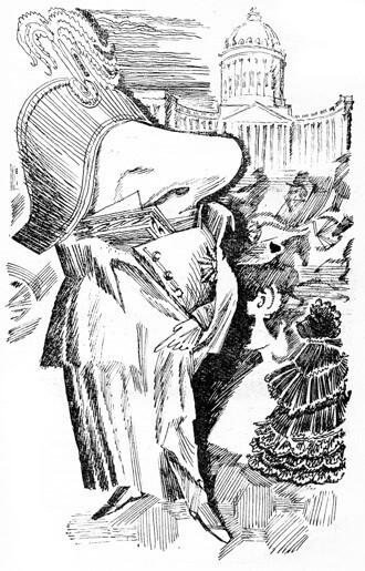 Картинка: Нос - это мистификация