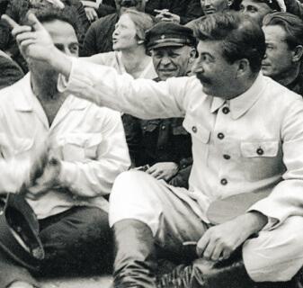 Картинка: Сталин. Фото © РИА Новости