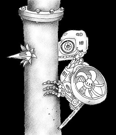 Картинка: Железные дятлы