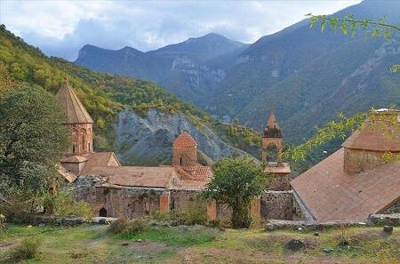 Картинка: Нагорный Карабах