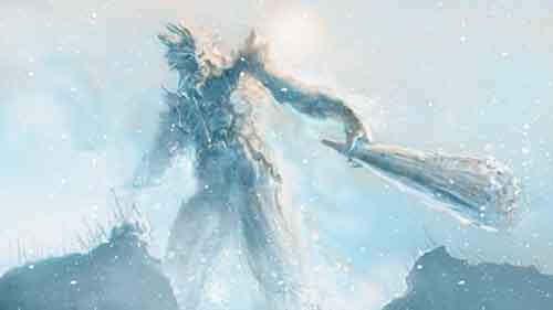 Картинка: Ледяной гигант