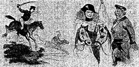 Картинка: Карикатуристы уловили необычность толстовского юмора