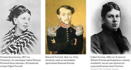 Картинка: Родственники Толстого