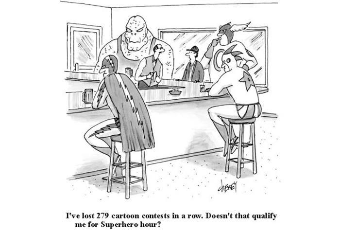 Картинка: Я просмотрел 279 комиксов подряд. Разве это не дает мне право на час супергероя?